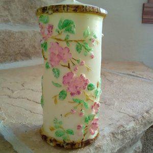 Vintage Lenox Pillar Candle - NEW